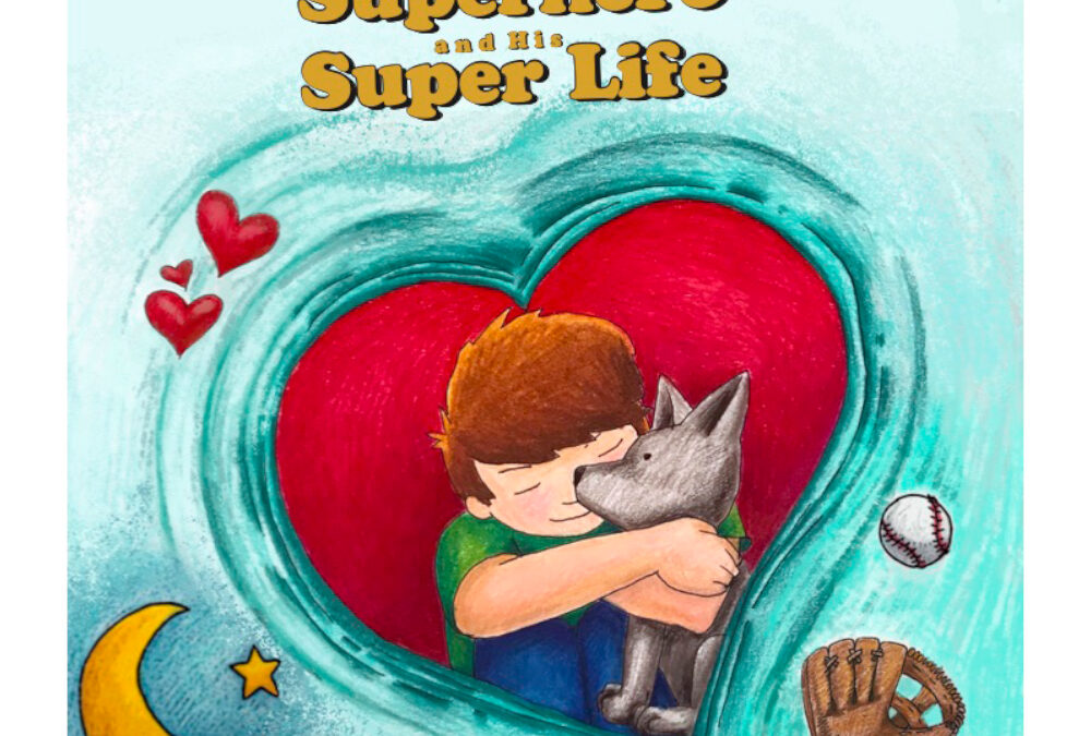 Sam The Superhero and His Super Life is OUT NOW!